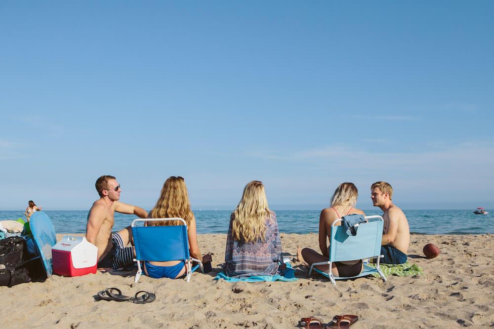 Bradford Beach Milwaukee