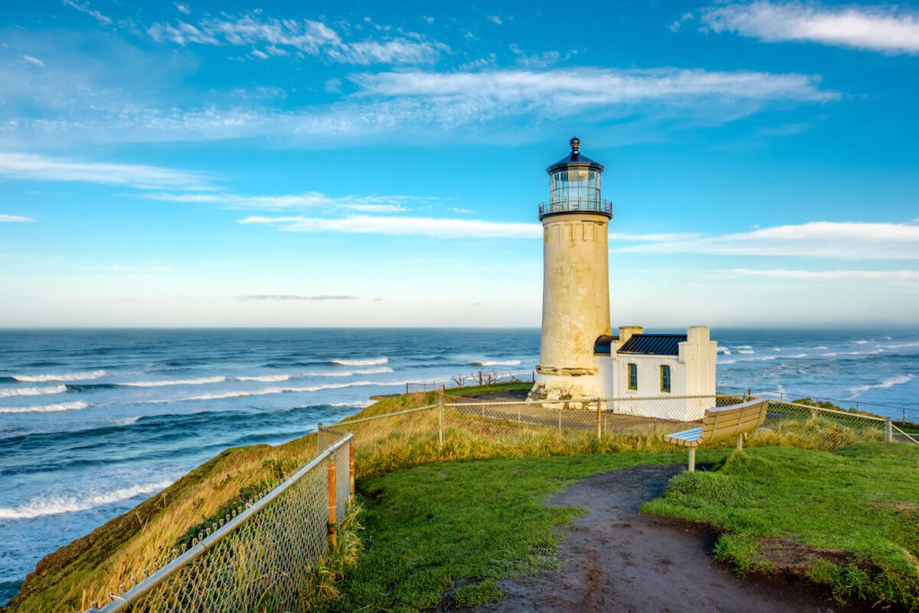 North Head Lighthouse, Ilwaco, Wash.