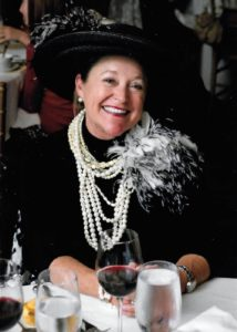 Portrait of Linda Odom, founder and owner of Tales of the South