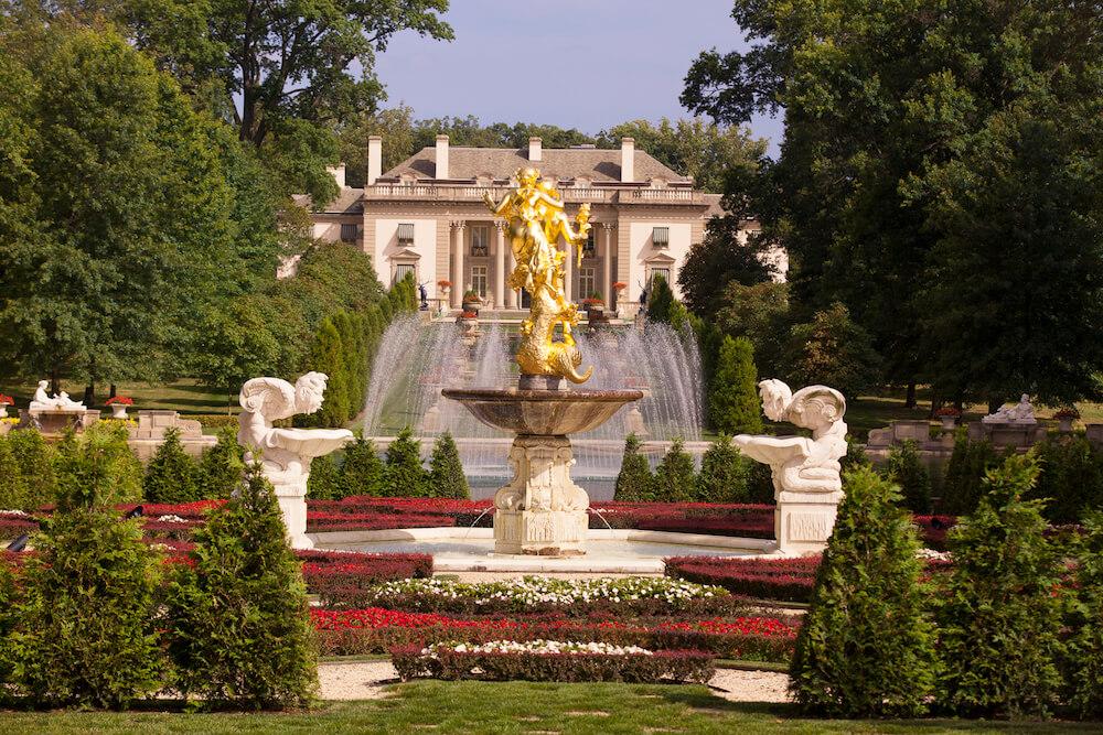 Nemours Mansion Delaware