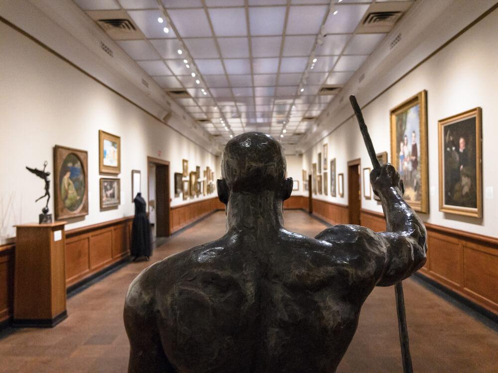 Lauren Rogers Museum of Art in Laurel, Mississippi