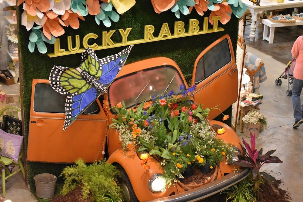 The Lucky Rabbit store