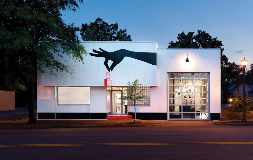 ESSE Purse Museum in Little Rock, Arkansas