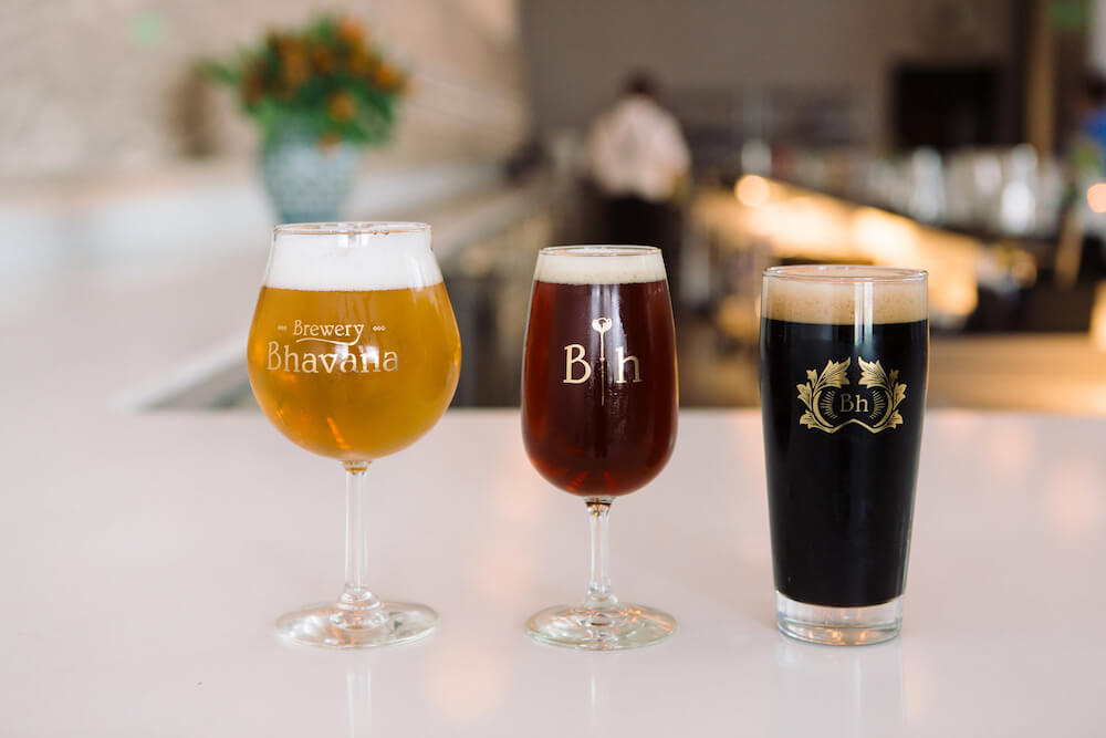 Brewery Bhavana in Raleigh, North Carolina