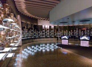 pro football hall of fame gallery