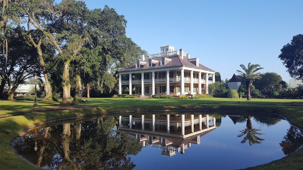 Houmas House in Ascension Parish