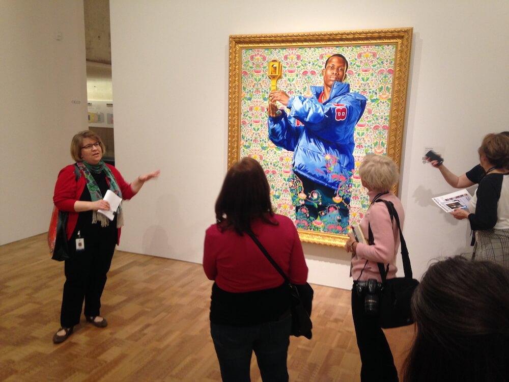 tour of Milwaukee Art Museum
