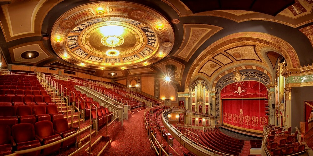 Palace Theater Waterbury