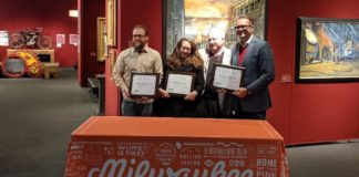 MTJA GEMmy Award recipients in Milwaukee