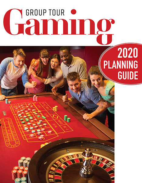 Group Tour Gaming 2020 planning guide cover