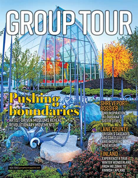 November 2019 Southeast/West Group Tour Magazine is online