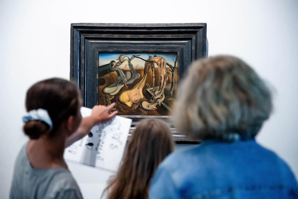 Dali Museum art artist