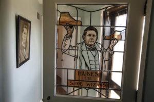 door, Haines Shoe House