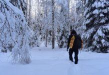 Haukankierros Trail Finland