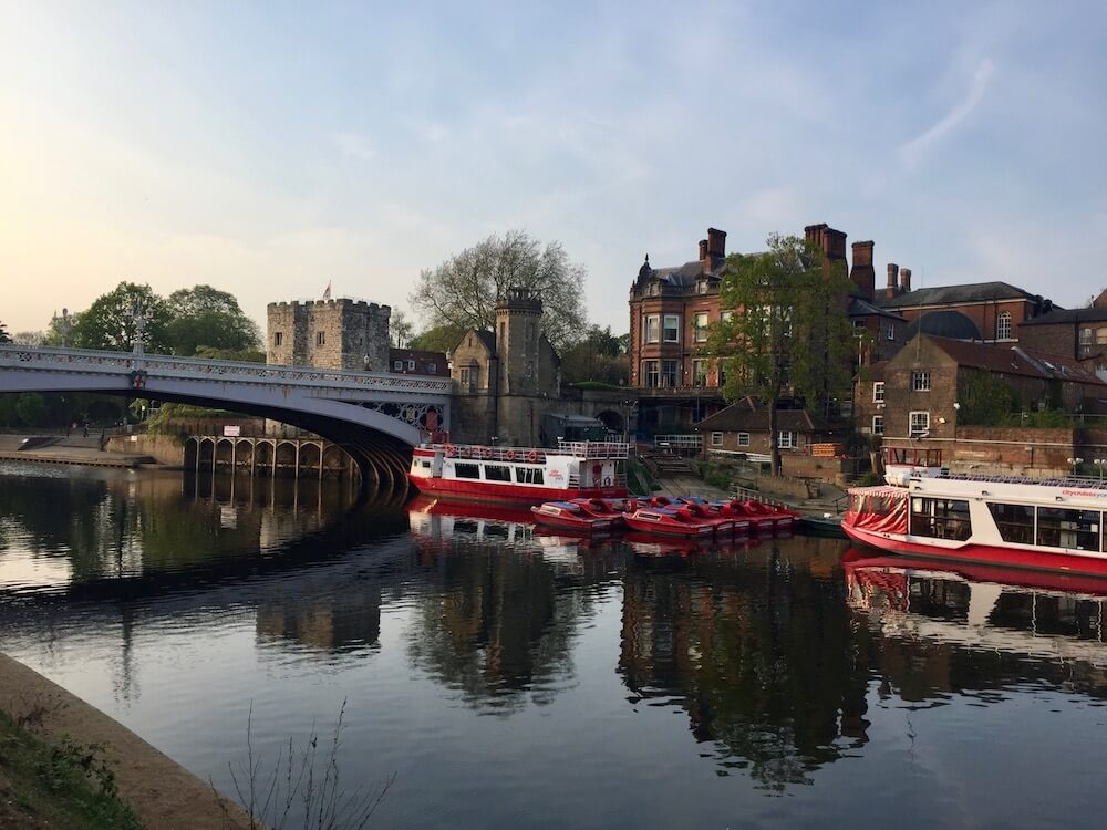 River Ouse Yorkshire