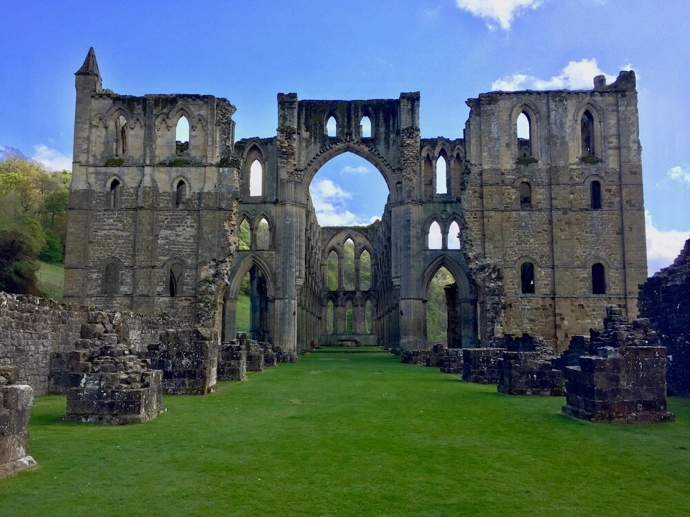 Rievaulx in Yorkshire