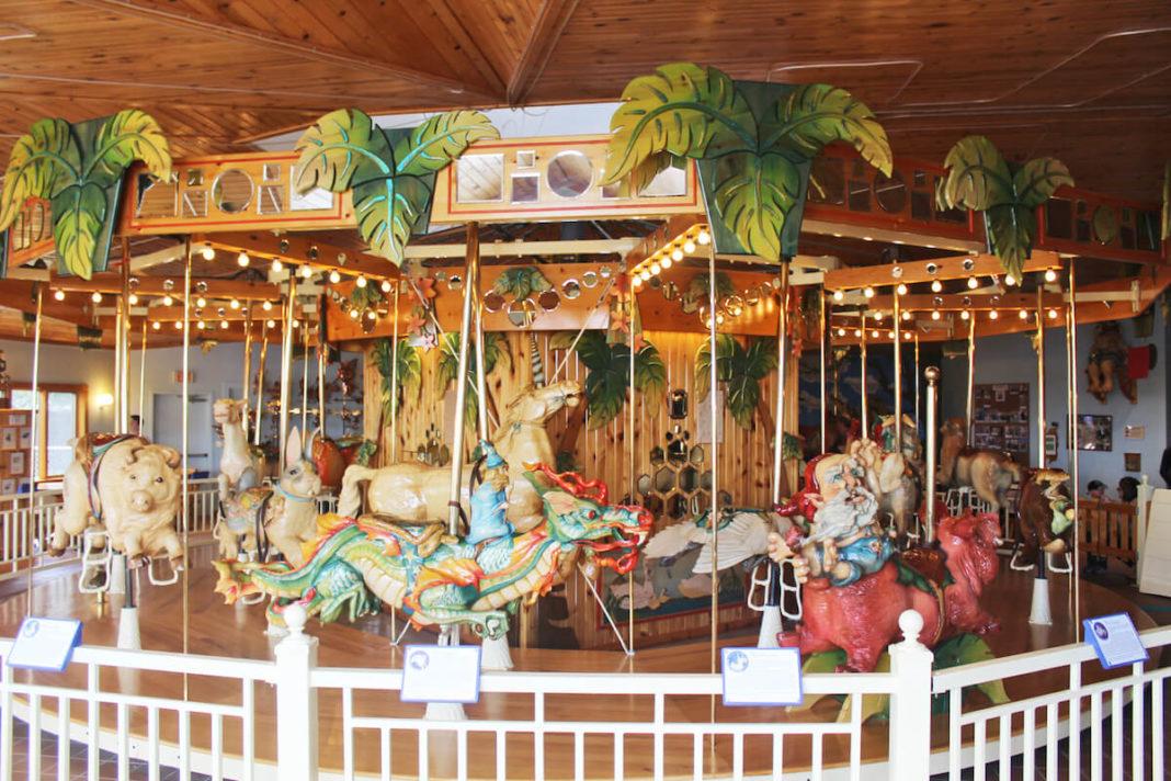 LARK Toys carousel