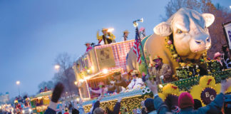 Shreveport-Bossier Mardi Gras