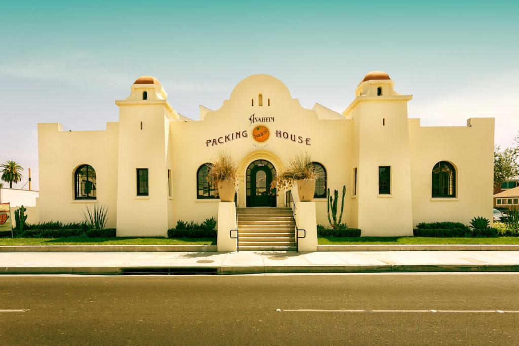 Anaheim Packing District, Anaheim, Calif.