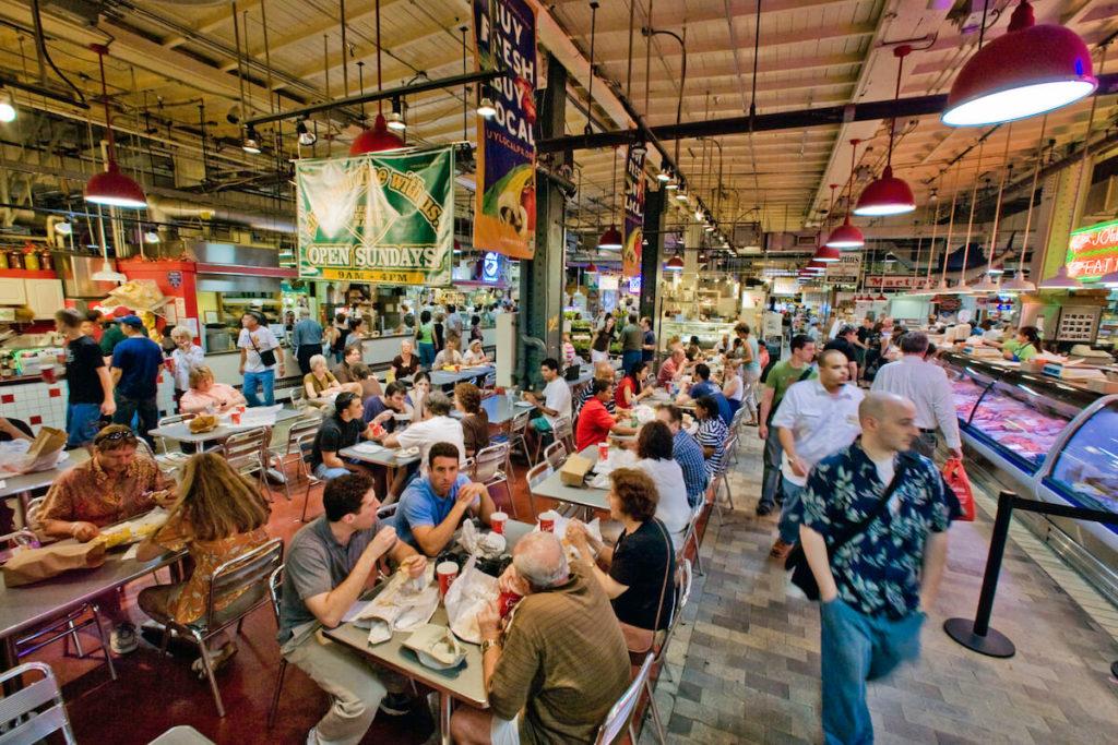Reading Terminal Market, Philadelphia, Pa.