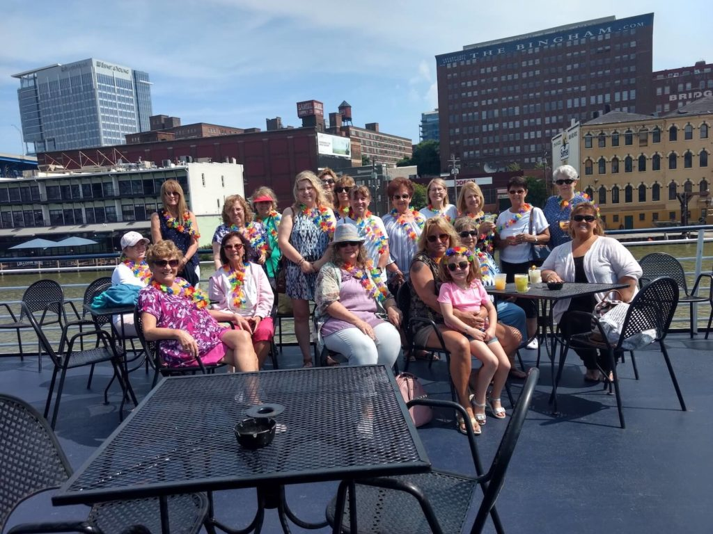 Cruise arranged by Discover My Cleveland