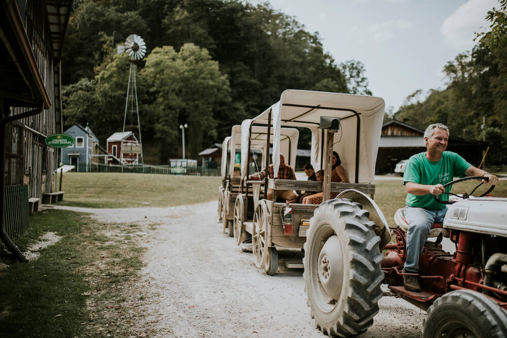 Heritage Farms, Huntington Area CVB