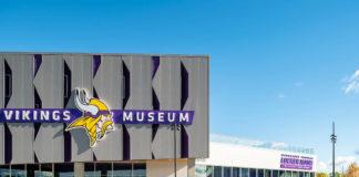 Vikings Museum, Eagan, Minnesota