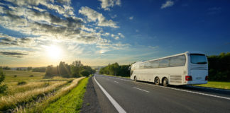 Motorcoach travel