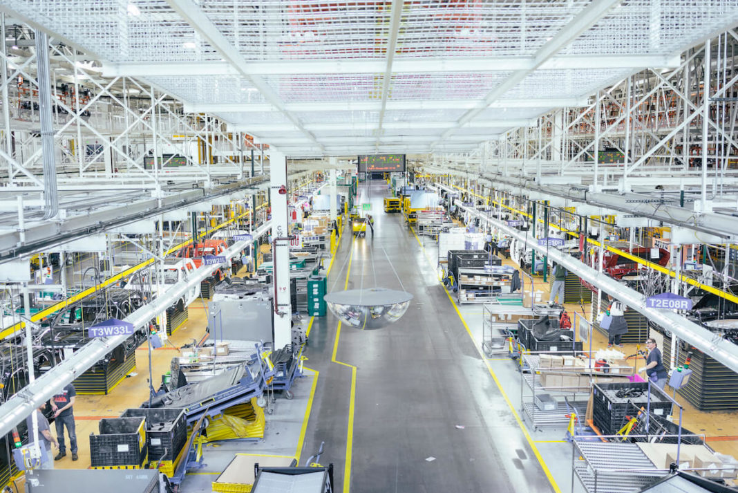 Ford Rouge Factory Tour, Dearborn, Mich.