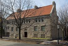 Glessner House Exterior