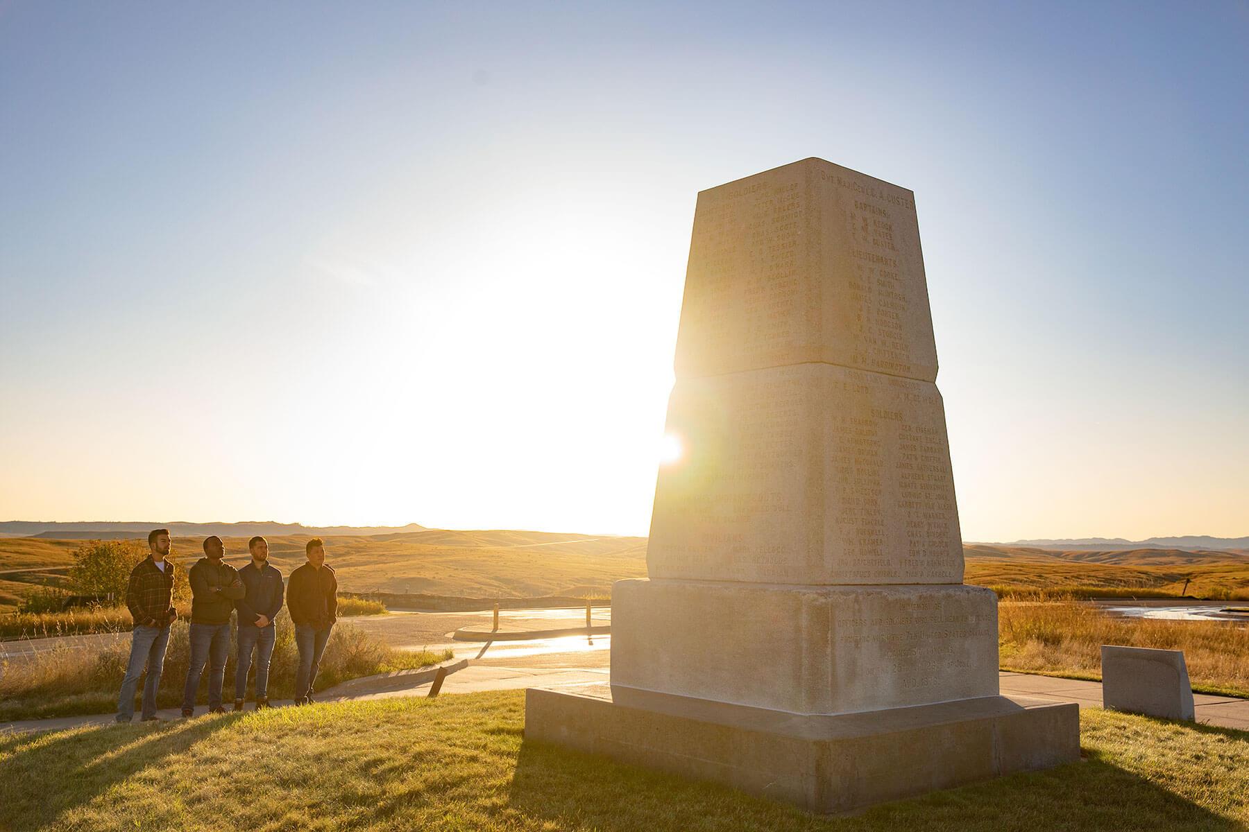 Visit Billings The Little Bighorn