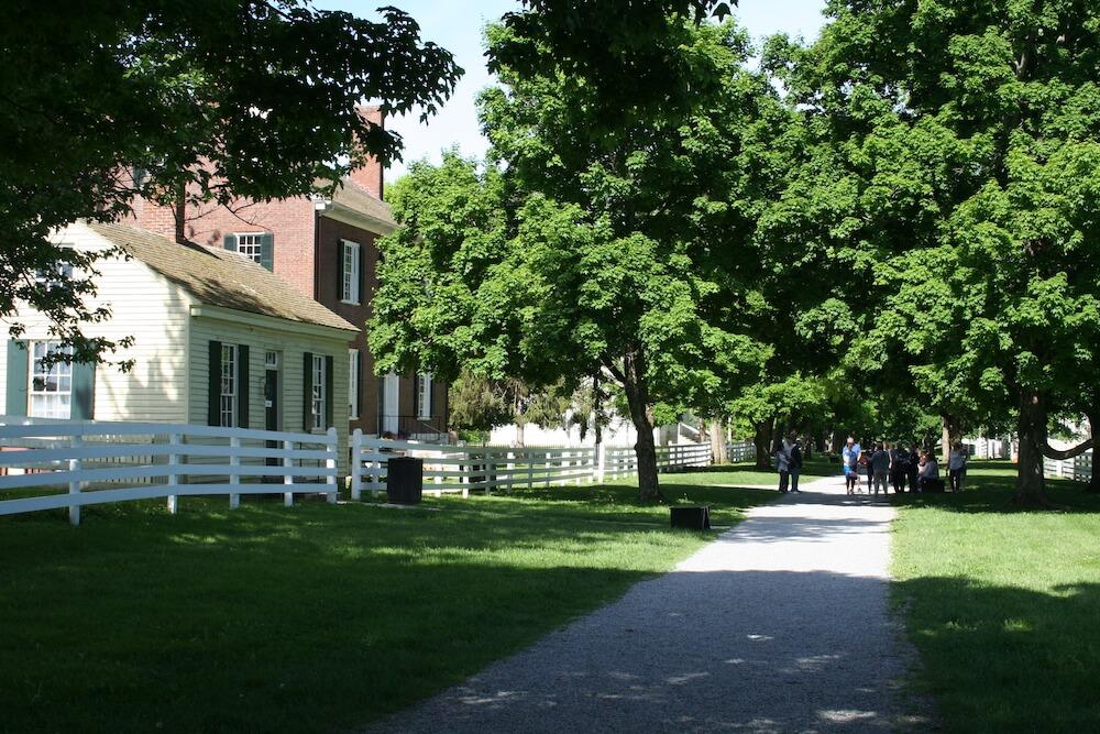 Shaker Village Pleasant Hill