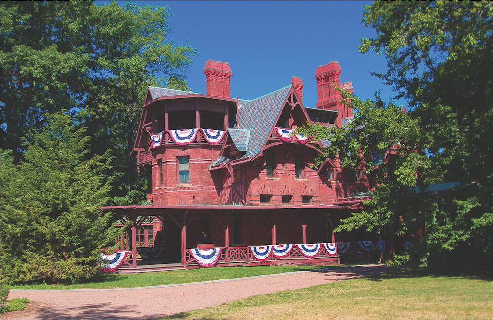 Mark Twain House Hartford Connecticut