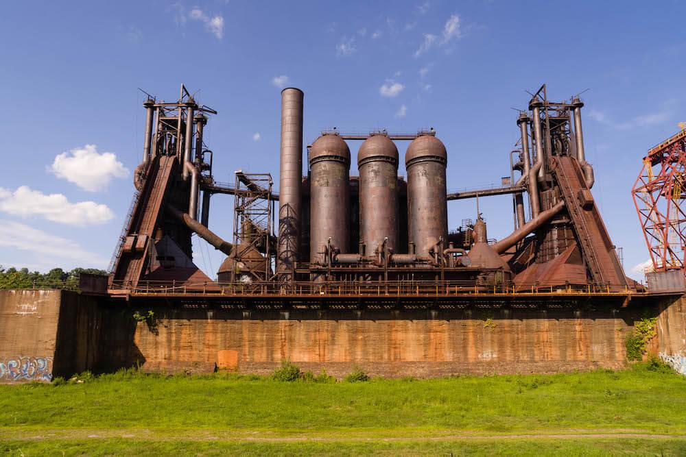 Rivers of Steel