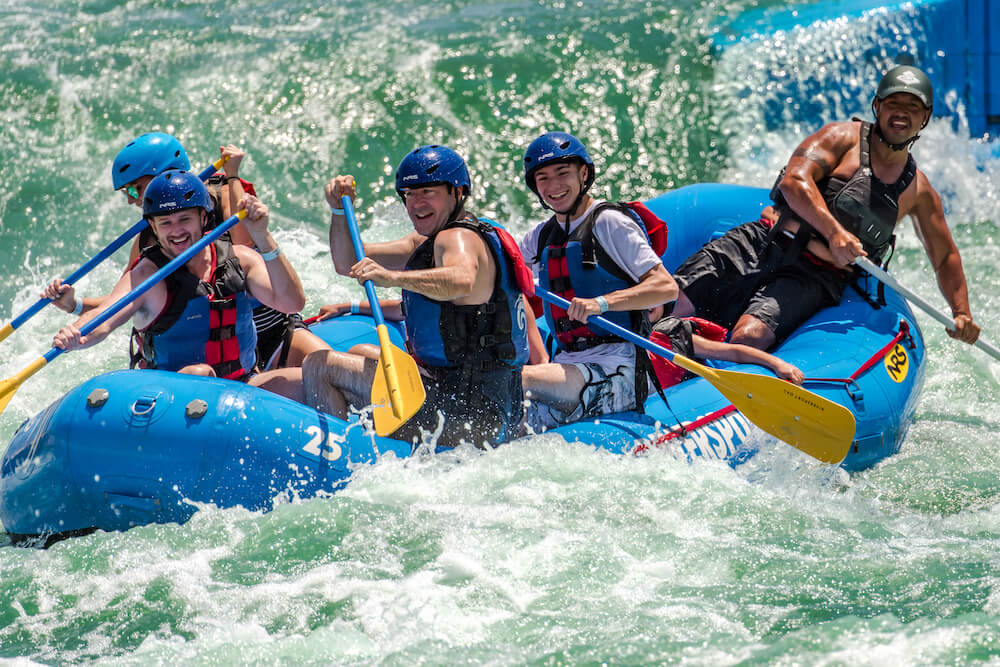 RIVERSPORT Rapids