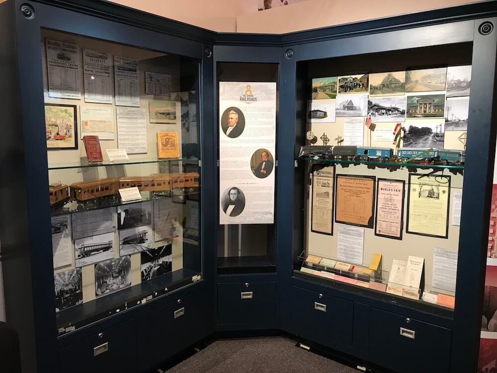 Zwaanendael Museum exhibit