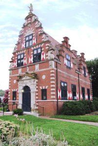 Zwaanendael Museum building