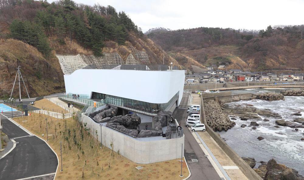 Tohoku Tsuruoka Aquarium Japan