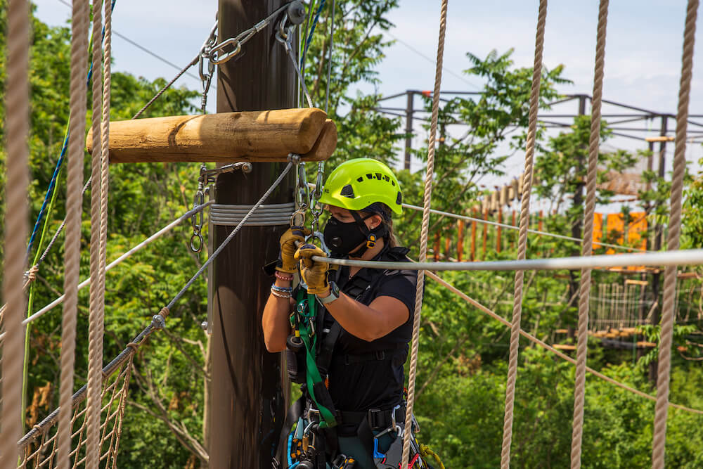 The Forge: Lemont Quarries Eight Tower Adventures