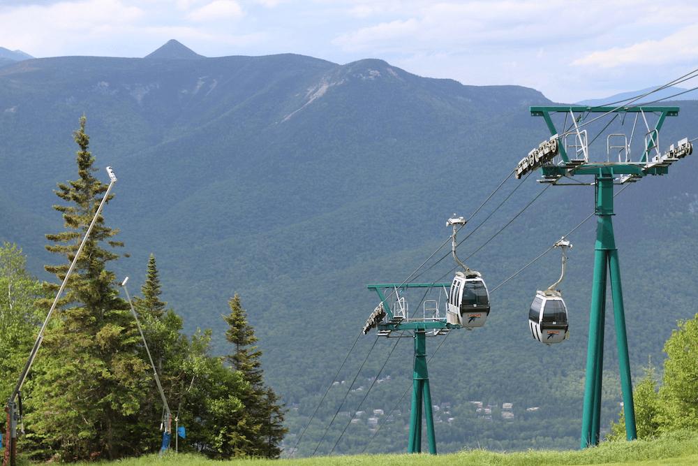 Gondola Skyride, Loon Mountain Resort