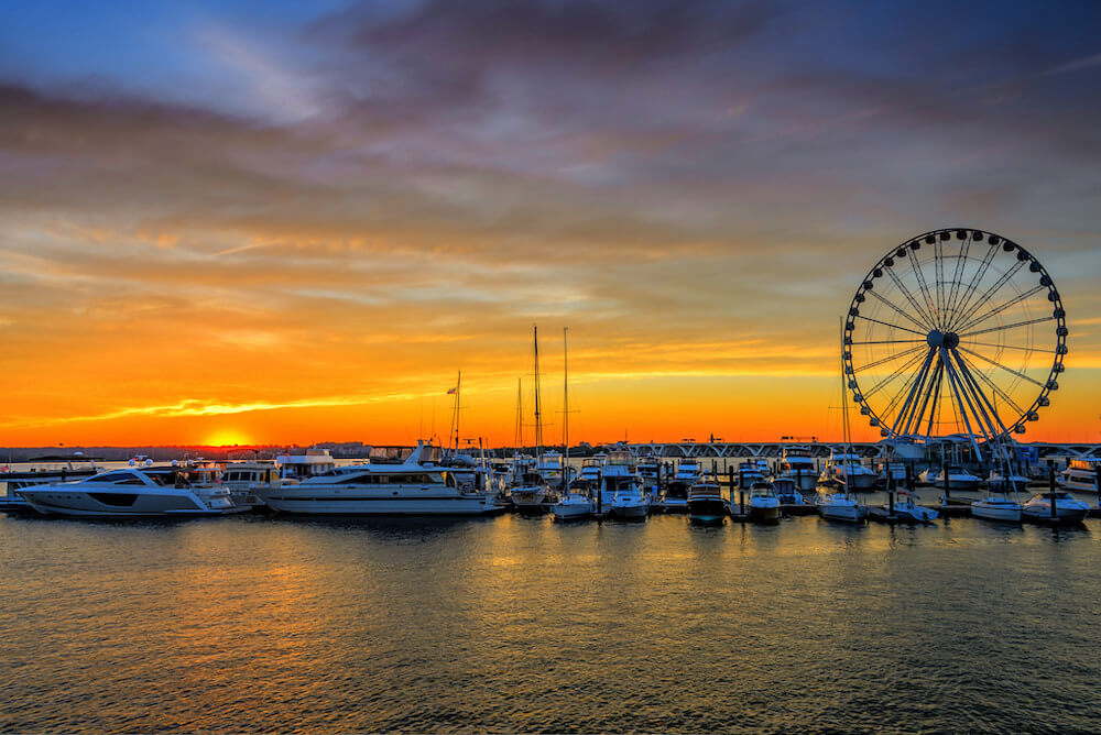National Harbor Capital Wheel
