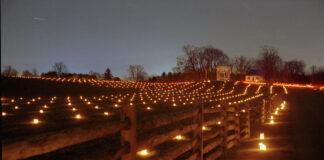 Hagerstown Antietam illumination