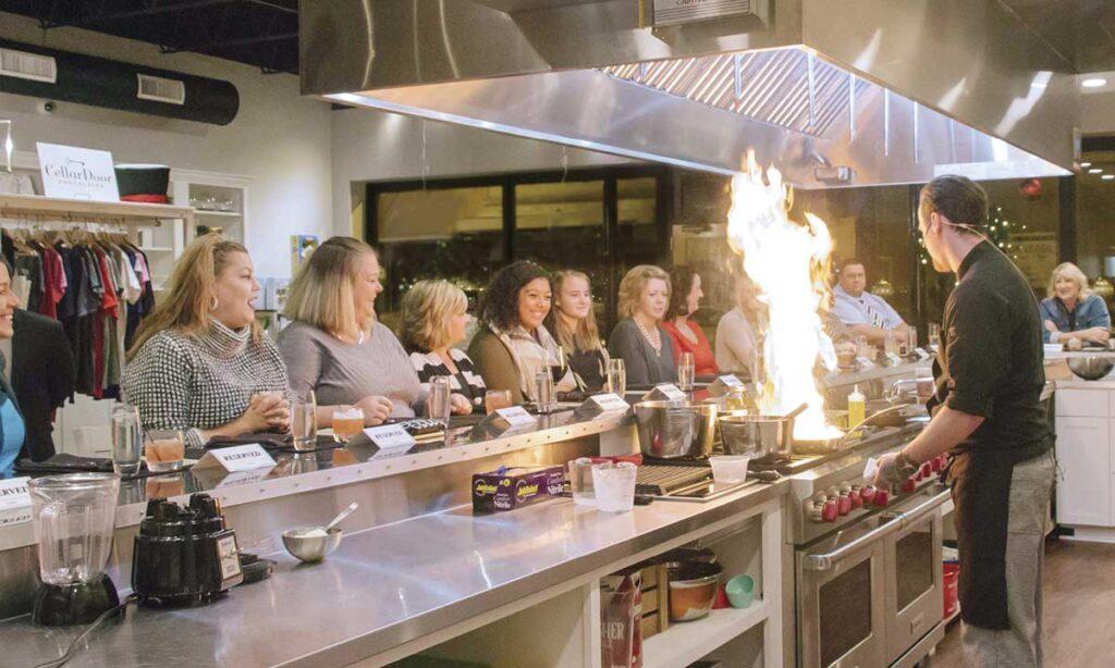 Mesa, a Collaborative Kitchen, SoIN Tourism