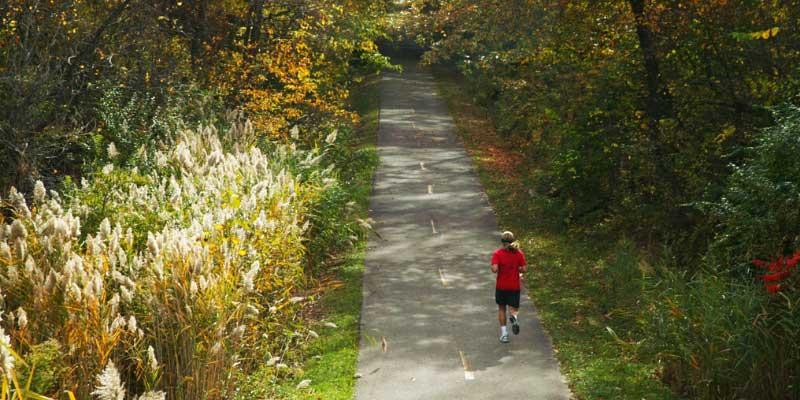 Bike Hike Trails Visit Springfield IL