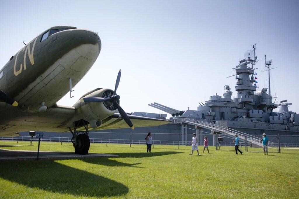 USS ALABAMA Battleship Memorial Parkway, Mobile