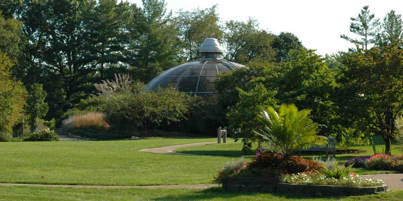 Washington Park Botanical Garden Visit Springfield IL