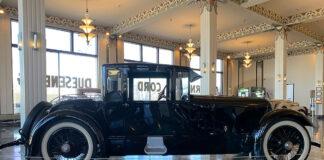 automobile museums