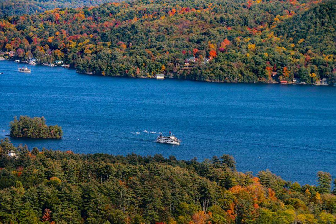 Lake George NY lead photo for Nov. 2020 itinerary