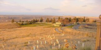 Little Bighorn visitor center