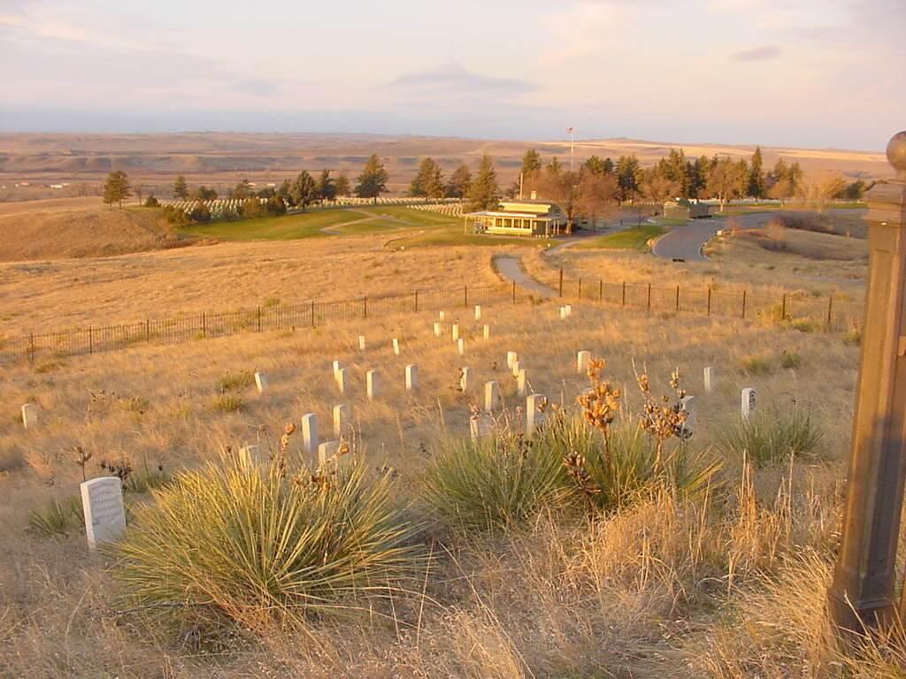 Little Bighorn visitor center